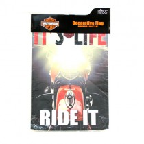 """Its Life Ride It Flags - 12""""x18"""" Garden Size Flags - $5.00 Each"""
