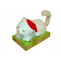 Total Blowout - Wholesale Plush - Singing Jingle Cat Sings Songs - 12 For $18.00 - AS IS - NEED BATTERIES