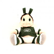 "New York Jets Plush - 12"" and/or 15"" Assorted Sizes - No Picking Sizes - $6.50 Each"