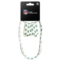 New York Jets Merchandise - 8PC Pony/Headband Set - 12 Sets For $30.00