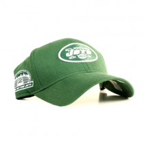 New York Jets Caps - Green Classic - Home Of The Jets Caps - 2 For $15.00