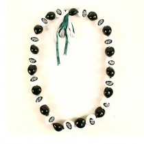 """New York Jets Necklaces - 18"""" KuKui Shell Necklaces - $6.50 Each"""