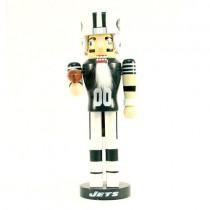 "New York Jets Merchandise - 10"" Nutcrackers - 2 For $10.00"