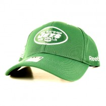 New York Jets Caps - S.M Flex Fit Style - Classic Green 2010 Inaugural Caps - $8.50 Each