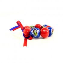Kansas Jayhawks Merchandise - KuKui Nut Bracelets - 12 For $36.00