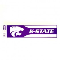 KState Wildcats Bumper Stickers - Series12 - 12 For $12.00