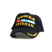 Korea Veteran Hats - Bar Style Hats - 12 For $39.00