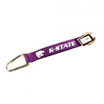 "KState Wildcats Keychain - 8"" Carabiner - 12 For $24.00"
