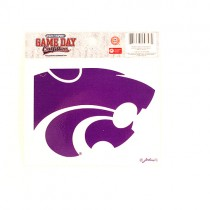 KState Wildcats Decals - GAMEDAY STYLE - 12 For $18.00