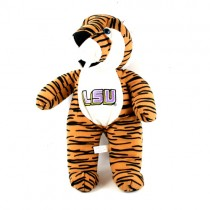 "LSU Tigers Plush - 14"" Striped Tiger - 12 For $24.00"