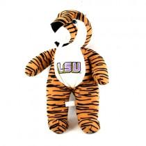 "LSU Tigers Plush -14"" Striped Tiger - 12 For $24.00"