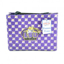 LSU Tigers Purse - Repeater GameDay Purse - 2 For $15.00