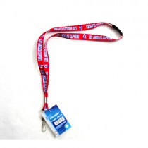 Blowout - Los Angeles Clippers Lanyards - WIN Style - 12 For $12.00