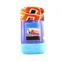 "Lightning McQueen Blankets - 50""x60"" Fleece Blankets - $9.50 Each"