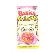 Little Brat Pacifiers - Billy Bob Teeth - 12 For $12.00
