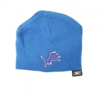 Overstock - YOUTH - Detroit Lions Beanies - Classic Blue Beanie With White Tipping - 12 For $48.00