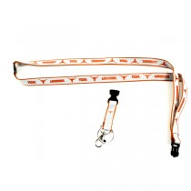 Texas Longhorns Lanyards - The ULTRA TECH Series - 12 For $30.00