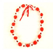 "Louisville Cardinals Necklaces - 18"" KuKui Nut Necklace - $5.00 Each"