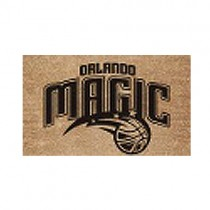 "Orlando Magic Mats - 30""x20"" Flocked Door Mats - 3 For $30.00"