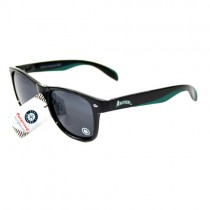 Seattle Mariners Sunglasses - 2Tone Retro Style Polarized - 12 Pair For $48.00