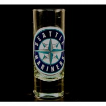 Seattle Mariners Shot Glass - 2OZ Cordial HYPE - $2.50 Each