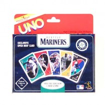 Seattle Mariners Merchandise - Mariners Collector Uno - $3.00 Each