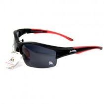 Miami Marlins Sunglasses - Polarized Cali#03 Blade Style - 12 Pair For $48.00