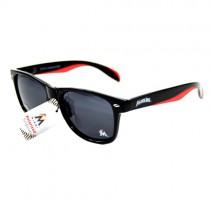 Miami Marlins Sunglasses - 2Tone Retro Style Polarized - 12 Pair For $48.00