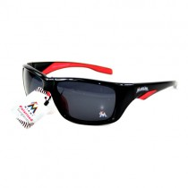 Miami Marlins Sunglasses - Cali#04 - Sport Style - 12 Pair For $48.00