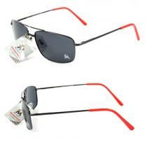 Miami Marlins Sunglasses - GunMetal Style - 12 Pair For $48.00