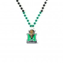 "Marshall University - 22"" Team Beads - $3.50 Each"