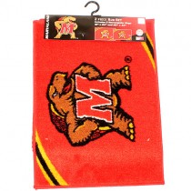 Maryland Terapins Rugs - 2PC Fashion Rug Sets - $12.00 Each