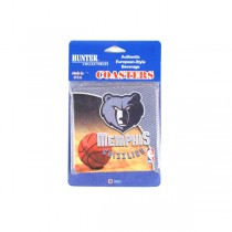 Total Blowout - Memphis Grizzlies Coasters - 6Pack Perfboard Euro Style Coaster Sets - 12 Sets For $12.00