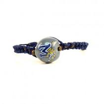 Memphis Tigers Bracelets - Single Nut Macramé Bracelets - 12 For $30.00