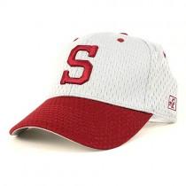 Missouri State Merchandise - Gray Hats Red Bill Mesh Style - $5.00 Each