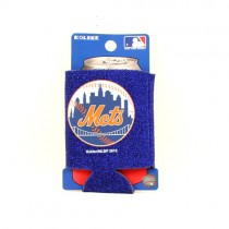New York Mets Huggies - Glitter Style Can Huggies - 12 For $24.00
