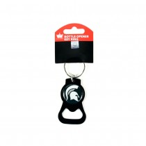 Michigan State Spartans Bottle Opener Keychain - The Blackout Series - 12 For $24.00
