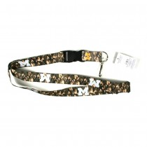 Michigan Wolverines Lanyards - Army Camo Style - Premium 2Sided - 12 For $30.00