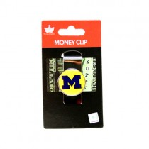 Michigan Wolverines Money Clips - The Dome - 12 For $24.00