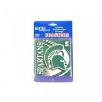 Michigan State Spartans Coasters - 6Pack Perfboard Euro Style Coaster Sets - 12 Sets For $18.00
