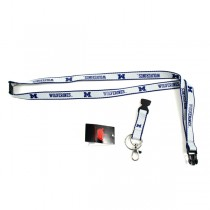 Michigan Wolverines Lanyards - The ULTRA TECH Series - 12 For $30.00