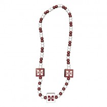 Mississippi State Necklaces - Wood England Style - 12 For $30.00