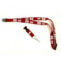 Mississippi State Lanyards - With Neck Release - $2.50 Each