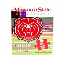 Total Blowout - Missouri State - 24PC CHILDRENS Puzzles - 12 For $12.00
