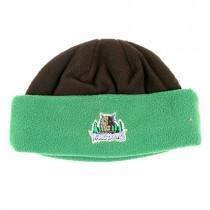 Blowout - Minnesota Timberwolves Merchandise - Green/Black Cuffed Polar Fleece Style Knits - 12 For $36.00