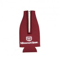 Total Blowout - Missouri State Red Neoprene Bottle Huggies - 12 For $12.00