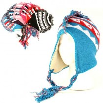 Overstock - Mohawk Hats - Tribal Series Beanies - Mongolian Mohawk Beanies - 12 For $36.00
