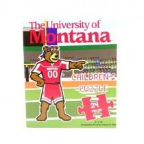 Total Blowout - University Of Montana Grizzlies - 24PC CHILDRENS Puzzles - 12 For $12.00