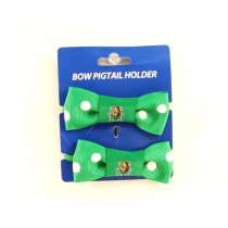Total Closeout - Marshall Merchandise - 2Pack Team Pigtails - 12 Packs For $12.00
