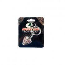 Mossy Oak Merchandise - Guitar Pick Keychains - 12 For $18.00